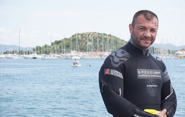 Kristijan Curavic, WhiteFlag Int. CEO and Ocean Ambassadors project founder