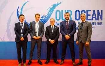 Our Ocean Conference 2018, Bali, Indonesia