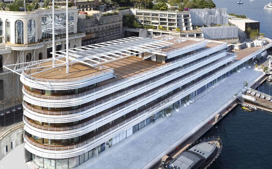 Yacht club monaco for Monte carlo yacht club