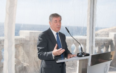 Mr. Karmenu Vella, European Commissioner for Maritime Affairs and Fisheries